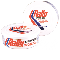 RALLY CREAM CAR WAX